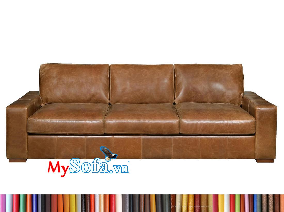 Sofa văng là ưu tiên hàng đầu khi phòng khách hépj