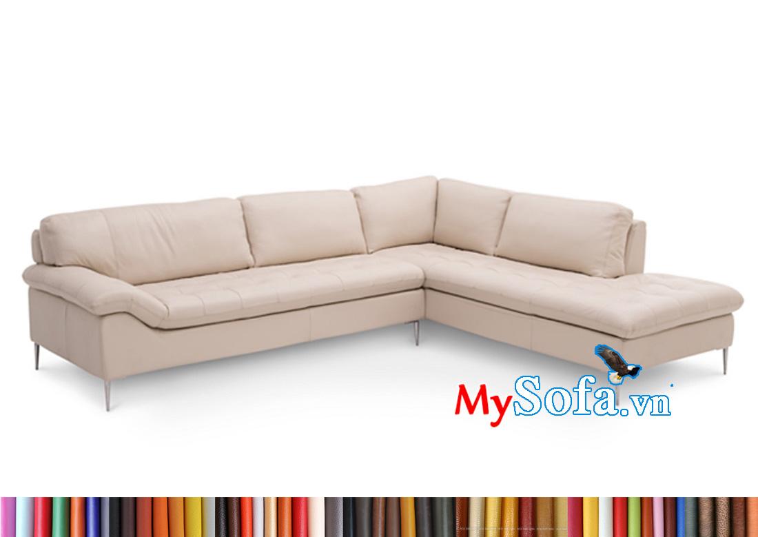 Sofa góc chữ L đẹp