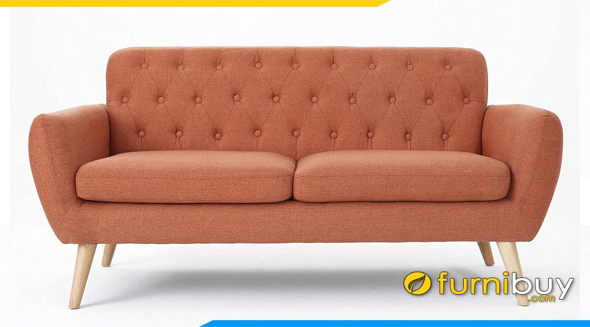 ghe sofa vang ni 2 cho